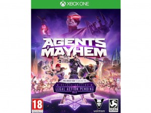 Agents of Mayhem (Xbox One) Játékprogram
