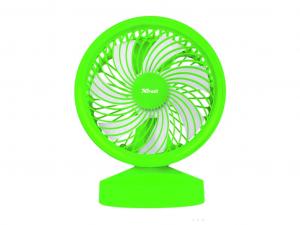 Trust Ventu zöld USB ventilátor