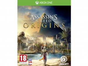 Assassins Creed Origins Deluxe Edition (Xbox One) Játékprogram