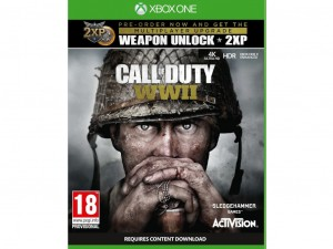 Call Of Duty WWII (Xbox One) Játékprogram