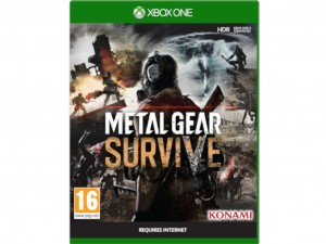 Metal Gear Survive (Xbox One) Játékprogram