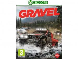 Gravel (Xbox One) Játékprogram - Plusz előrendelői extrákkal: Porsche DLC és Gravel Kulcstartó a készlet erejéig!