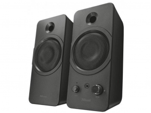 Trust Zelos 2.0 jack 24W fekete hangszóró