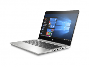 HP ProBook 455 G6 15.6 FHD, Ryzen 7 PRO 2700U, 8GB, 256GB SSD, Windows 10 Pro 64-bit, AMD Radeon RX Vega 10 Graphics, Ezüst notebook