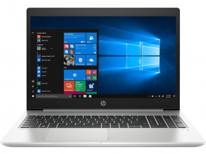 HP PROBOOK 450 G6 15.6 FHD AG Core™ I7-8565U, 8GB, 256GB SSD, WIN 10 PROF. Ezüst notebook