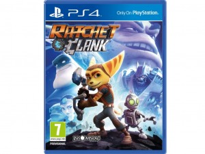 Ratchet and Clank (PS4) Játékprogram