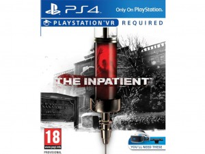 The Inpatient (PS4 VR) Játékprogram