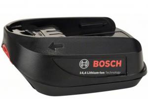 Bosch 14,4V 1.3Ah betolható akkuegység