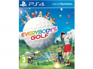 Playstation 4 Everybody´s Golf 7 (PS4) Játékprogram