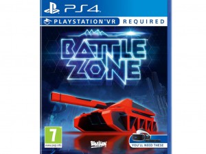 Battlezone VR (PS4) Játékprogram