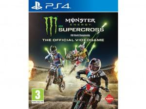 Monster Energy Supercross (PS4) Játékprogram