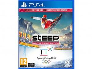Steep Winter Games Edition (PS4) Játékprogram