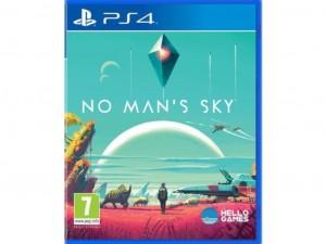 No Mans Sky (PS4) Játékprogram
