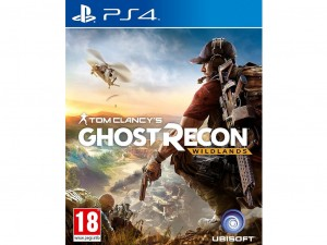 Ubisoft Tom Clancys Ghost Recon Wildlands (PS4) Játékprogram