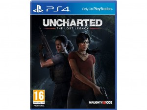 Uncharted: The Lost Legacy (PS4) Játékprogram