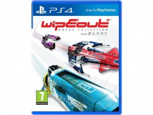 Wipeout Omega Collection (PS4) Játékprogram