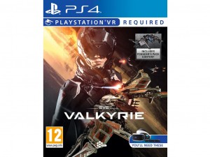 Eve Valkyrie VR (PS4) Játékprogram