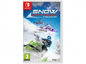 Nintendo Switch - Snow Moto Racing Freedom Játékszoftver