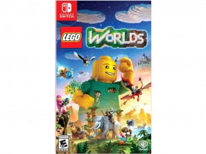 Nintendo Switch - Lego Worlds Játékprogram