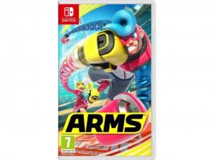 Nintendo Switch - Arms játékszoftver