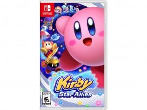 Nintendo Switch - Kirby Star Allies Játékszoftver