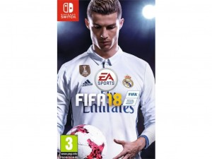 FIFA 18 (Nintendo Switch) Játékprogram