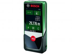 Bosch PLR 50 C Digitális lézeres távolságmérő - 50m