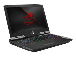 Asus ROG Chimera G703GXR-EV028T 17,3 FHD 144Hz, Intel® Core™ i9-9880HK, 64GB RAM, 1,5TB SSD, NVIDIA® GeForce® RTX 2080 8GB, Windows® 10, Gladius II gamer egér, Titánium Laptop