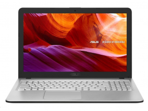 ASUS VIVOBOOK X543UB-GQ1033TC, 15,6 HD, Intel® Core™ i3 Processzor-7020U, 4GB, 256GB SSD, NVIDIA MX110 2GB, WIN 10, Ezüst notebook