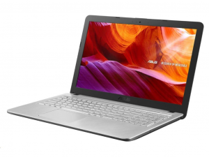 Asus VivoBook X543UA-GQ1718 15,6 HD, Intel® Core™ i3-7020U, 4GB, 1TB HDD, Intel® UHD Graphics 620, Endless, Ezüst notebook