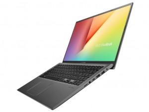 ASUS VIVOBOOK X512FB-BQ220C, 15,6 FHD, Intel® Core™ i5 Processzor-8265U, 4GB, 1TB HDD, NVIDIA MX110 2GB, DOS, Szürke notebook