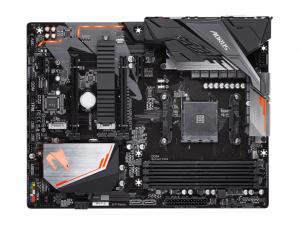Gigabyte B450 Aorus Elite alaplap - sAM4, AMD B450, ATX