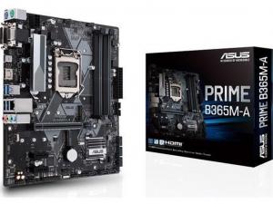 Asus Prime B365M-A alaplap - s1151, Intel® B365, mATX