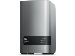 WD My Book Duo 4TB 3.5 5400rpm külső HDD