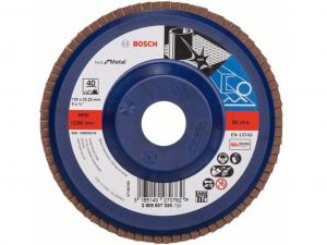 Bosch X571 fíber csiszolótárcsa - fémhez, 115mm, 60 szemcseméret