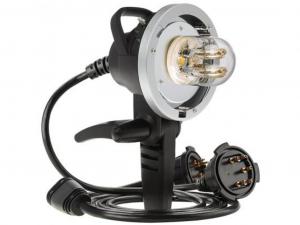 Godox H1200 vakufej 1200Ws villanócsővel