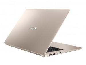 ASUS VivoBook S530FN-BQ437T 15,6 FHD Intel® Core™ i5 Processzor-8265U, 8GB, 1TB HDD, Nvidia GeForce MX150 2GB, Windows 10 Home, Arany notebook