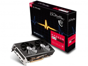 Sapphire Pulse Radeon RX 570 8GB GDDR5 videokártya