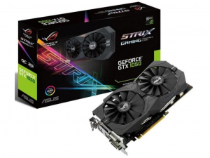 Asus ROG Strix GeForce® GTX 1050 OC edition 2GB GDDR5 - Videokártya