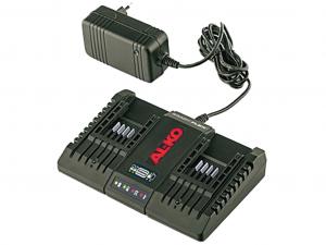 AL-KO EasyFlex Li 20V / 2 A dupla töltőkészülék