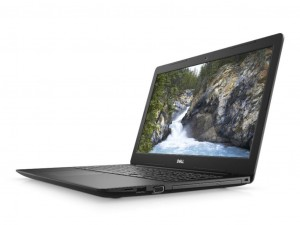 DELL NB VOSTRO 3580 N2068VN3580EMEA01R 15.6 FHD, Intel® Core™ i7 Processzor-8565U, 8GB, 256GB SSD, DVD-RW, AMD RADEON 520 2GB, Win10Pro, Fekete notebook