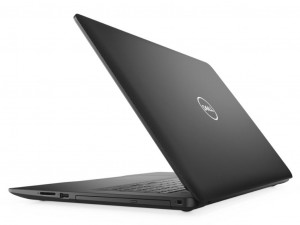 DELL INSPIRON 3780 17.3 FHD , Intel® Core™ i5 Processzor-8265U, 8GB, 128GB SSD + 1TB, RADEON 520 2GB, LINUX, Fekete notebook