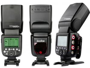 Godox TT685 TTL rendszervaku