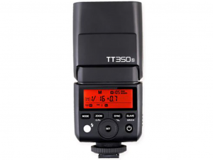 Godox TT350 TTL HSS rendszervaku