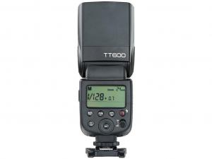 Godox TT600 manuális rendszervaku