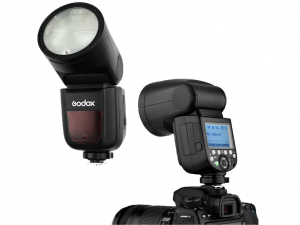Godox V1 körfejű rendszervaku