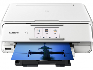 Canon Pixma TS8151 wireless fehér tintasugaras multifunkciós nyomtató