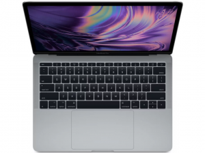Apple Retina MacBook Air 13 Touch ID, Intel® Core™ i5 Processzor, 8GB, 128GB SSD, Intel® UHD Graphics 617, MacOS, asztroszürke notebook