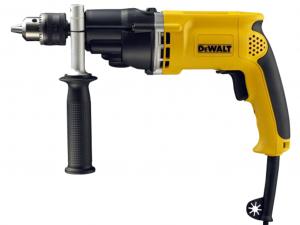 DeWALT D21805-QS 770 W-os, 2-sebességes ütvefúrógép