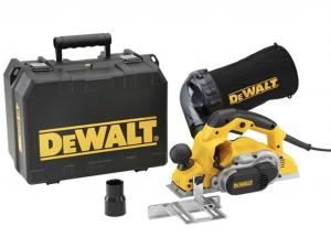 DeWALT D26500K-QS 4 mm-es kézi gyalu kofferben